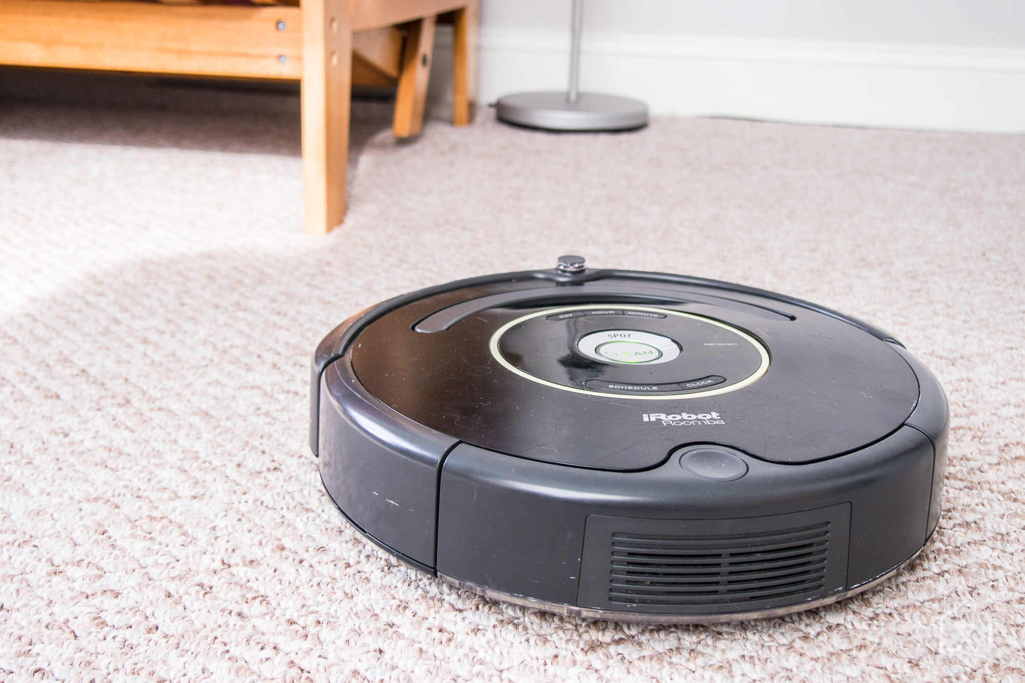 types of robot vacuum