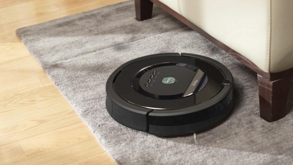 vacuum robot iRobot Roomba 880