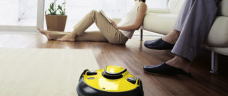 vacuum robot for appartments